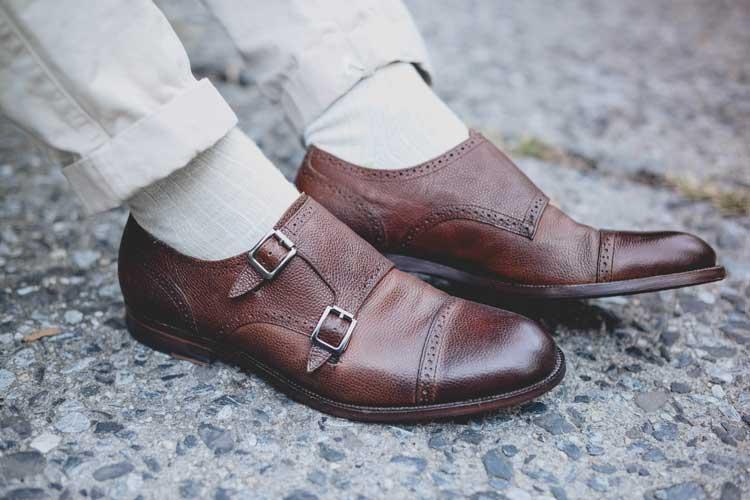Monk Strap - A Shoe Elevate One's Ensemble