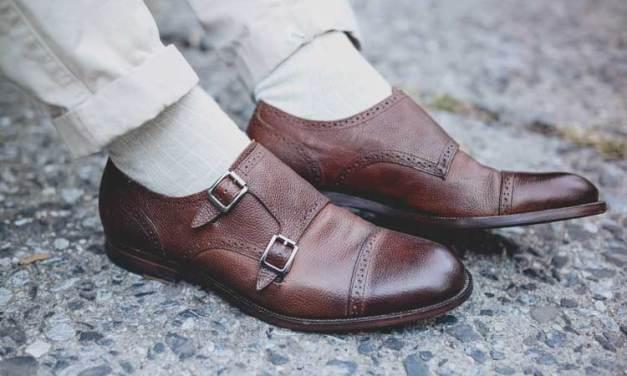 Monk Strap – A Shoe Elevate One's Ensemble