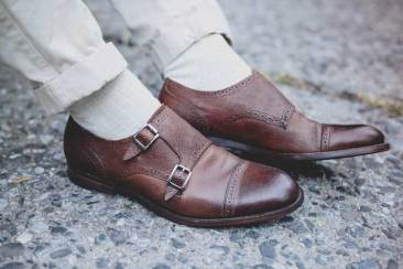 Monk strap shoes menstylefashion (5)