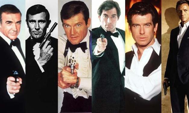 007 Fashion – Top 5 James Bond Outfits