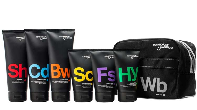 Scaramouche and Fandango – Review Of Grooming Products