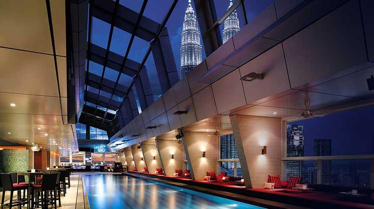 SkyBar At Traders Hotel Kuala Lumpur Reviewed