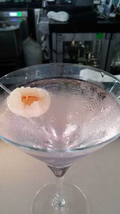 Lychee Rose Cocktail