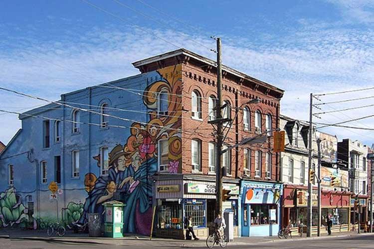 Cabbagetown-Toronto