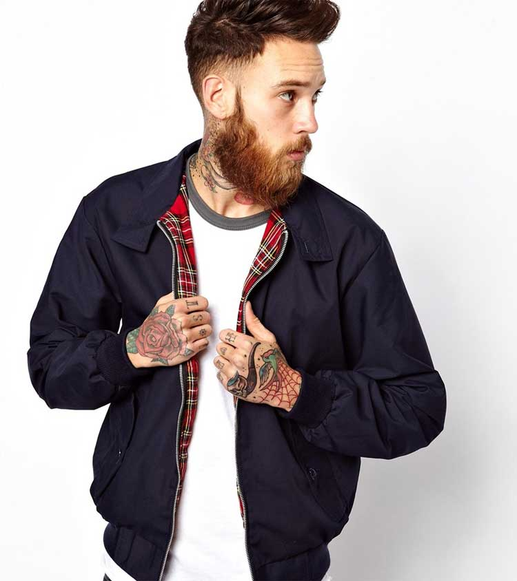 harrington-jacket