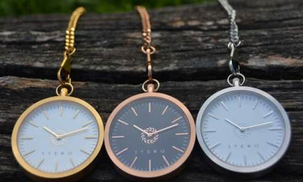 ITERO Pocket Watches – Kickstarter