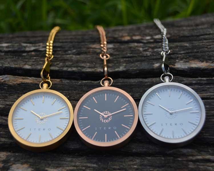 ITERO Pocket Watches – Kickstarter