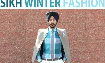 6 Sikh Fashion Tips for Cold Weather