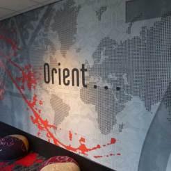 Floor 8 with the Orient theme