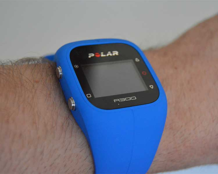 Polar A300 Fitness Tracker - Review 2015