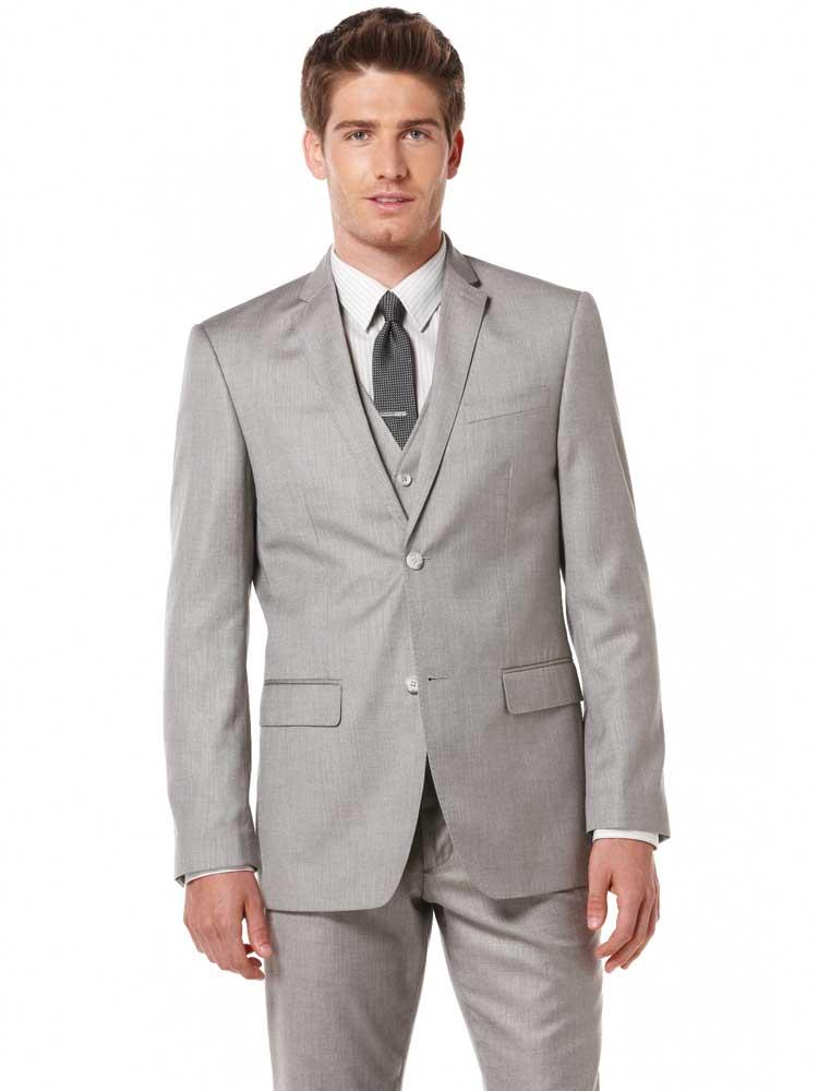 Perry-Ellis-Charcoal-Pindot-Suit