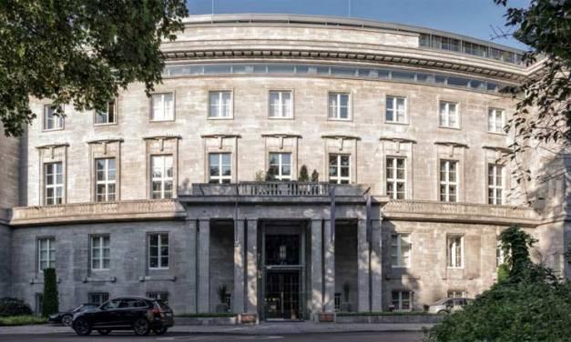 SO/ Berlin Das Stue Hotel – Design Meets Former Embassy