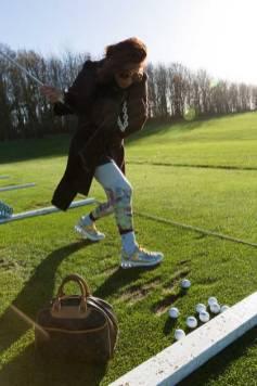 Gracie Opulanza London Golf Club Luxury week London menstylefashion