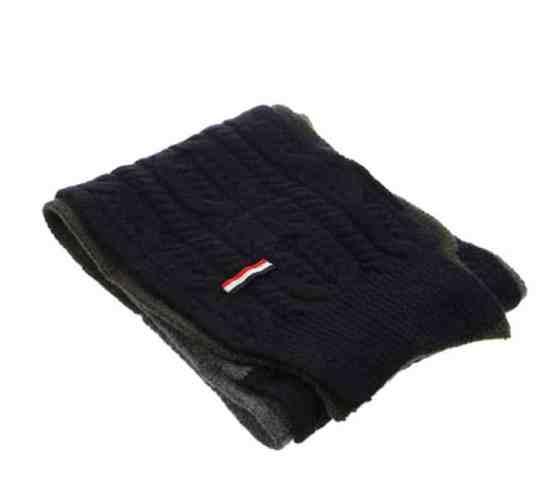 Moncler Gamme Bleu: Raw wool scarf, Colette, €200