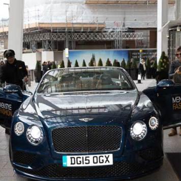 Shangri-La at The Shard Hotel menstylefashion Luxury Week London.jpg Bentley