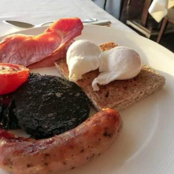 Breakfast at Shangri-La at the Shard