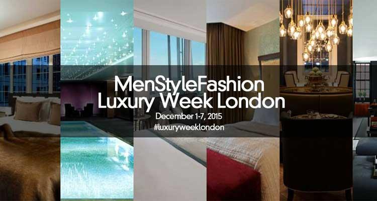 Luxury Week London 2015 – Social Media