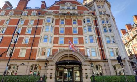 Radisson Blu Edwardian Bloomsbury Street Hotel – Review