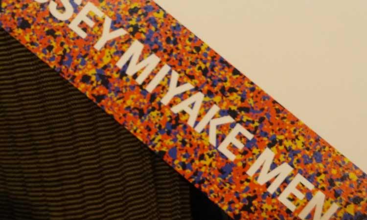 Issey Miyake – Paris Fashion Week 2016