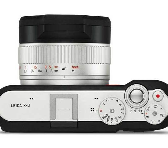 Leica-X-U_top