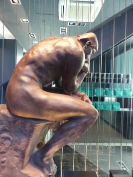 Chocolate Sculpture 2016