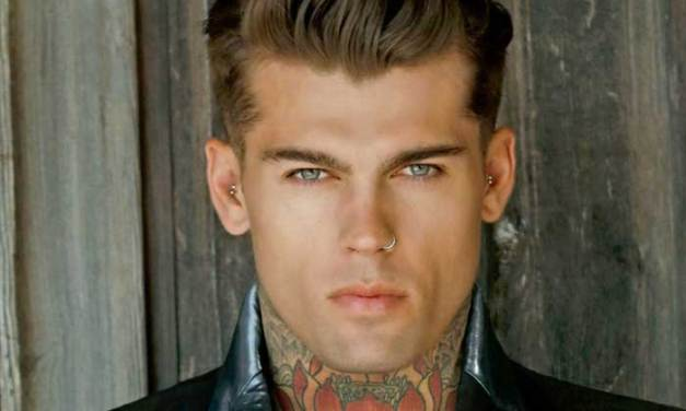 Stephen James – The New Breed Of Male Models