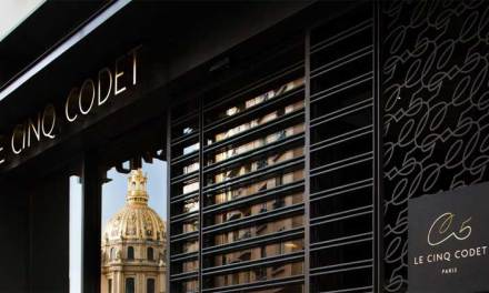 Le Cinq Codet Paris – Art Inspired Art Deco Hotel