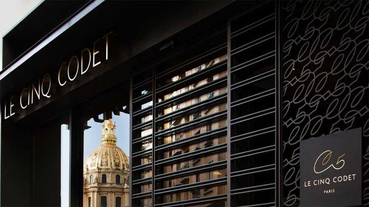 Le Cinq Codet Paris – Art Inspired Art Deco Hotel