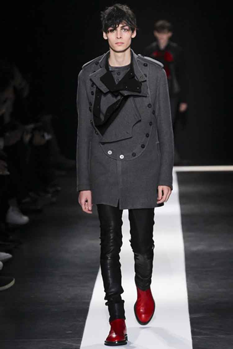 Ann Demeulemeester - Gothic Inspired Collection (6)