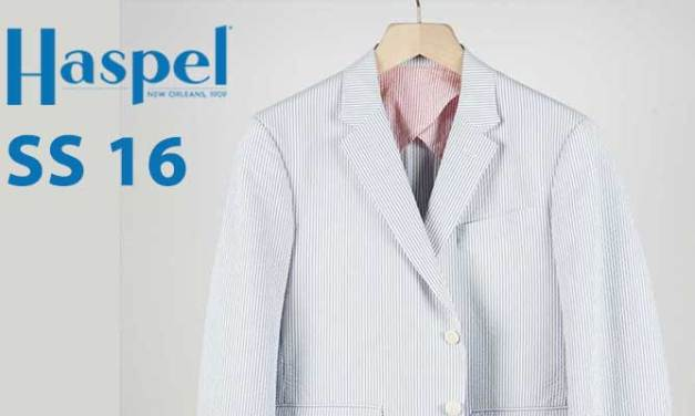 The Best of Haspel's SS 16 Collection