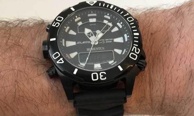 Momentus Atlantis Dive Watch – Honest Review