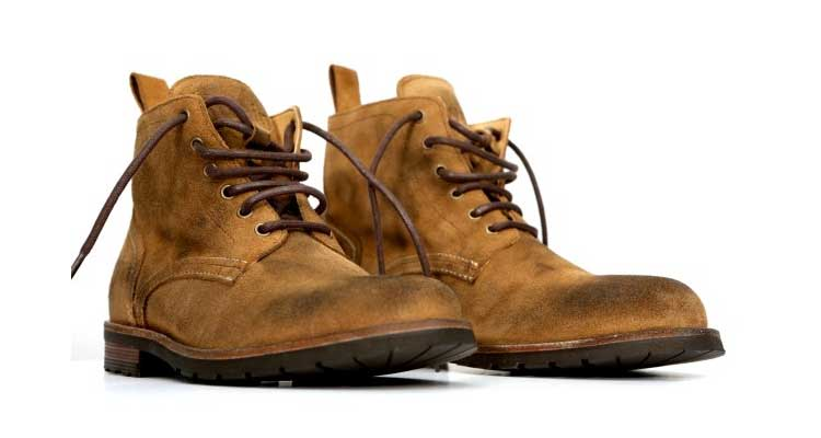 Swain Boots Handmade From A 1918 Design