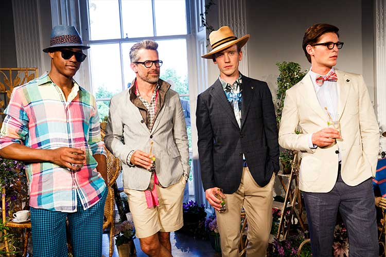 Get The Brit Look with Thomas Pink