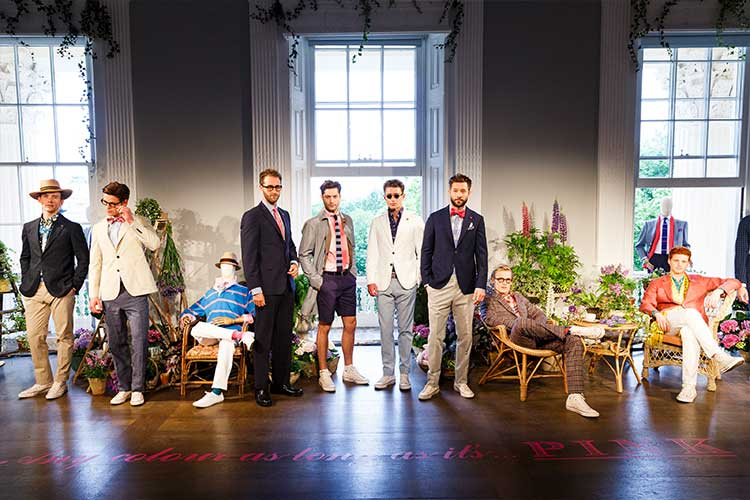 Thomas Pink's SS16 collection - MenStyleFashion