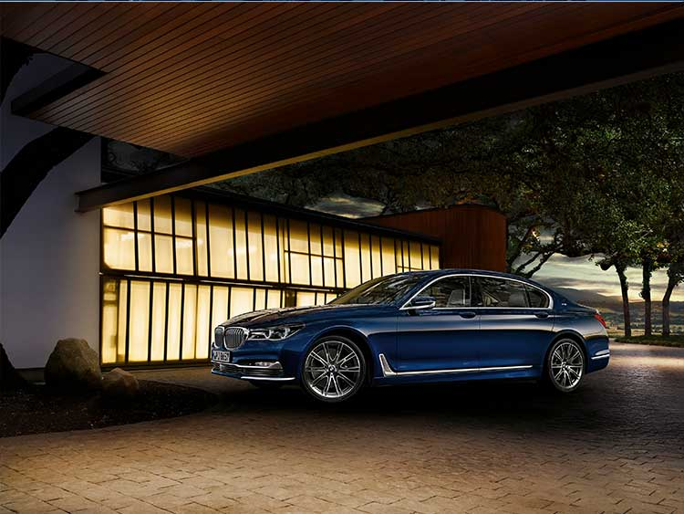 BMW 760 Li - MenStyleFashion