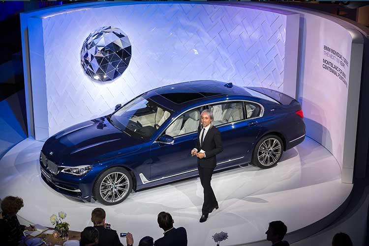 BMW X Montblanc – A Centenary Car Experience