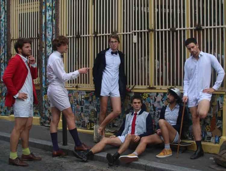Shirt Dress For Men – A Trend Or A Fad?