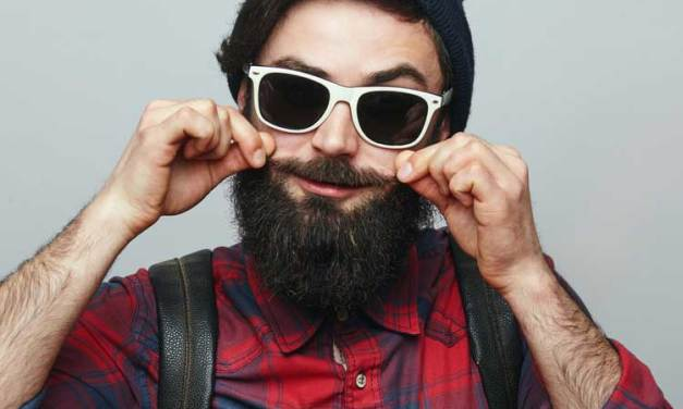 6 Reasons to Sport a Hipster Beard