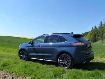 Ford Edge SUV MenStyleFashion Car Review 2016 Germany (6)