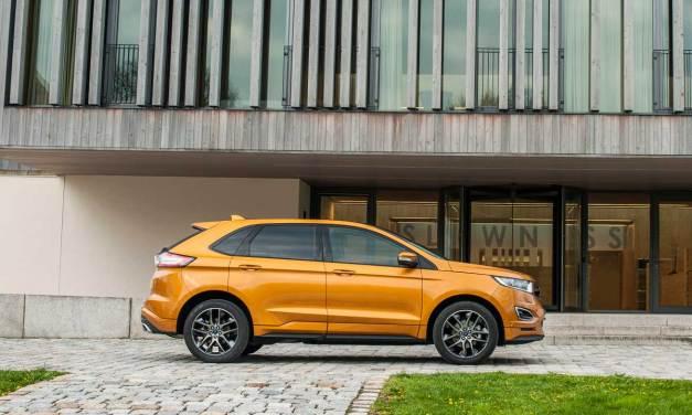 Ford Edge – Exploring Bavaria Whilst Driving The Edge