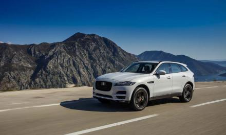 New Jaguar F-Pace SUV 2016 Review