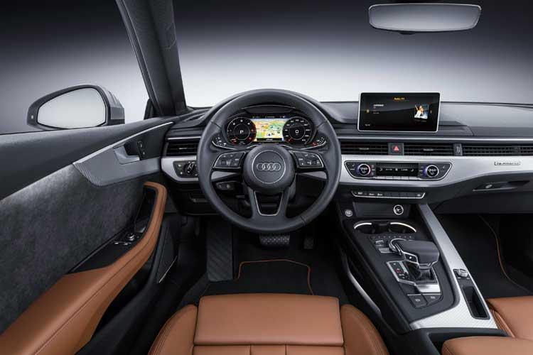 Audi-S5-Interior