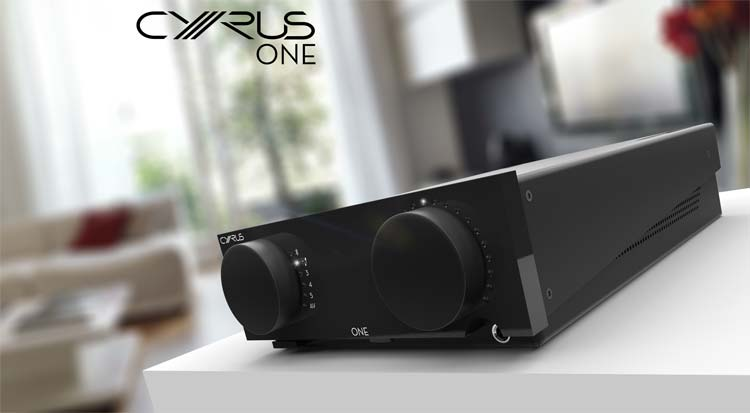 Cyrus One – One Small Package, One Big Sound