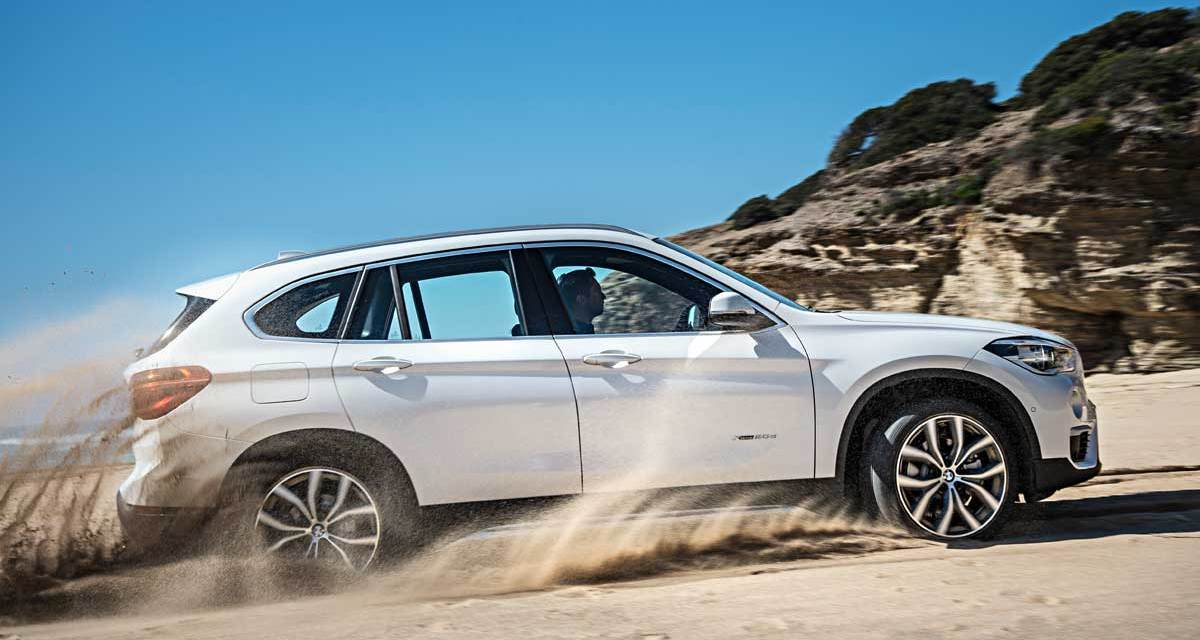 The New BMW X1 – Baby Beemer Comes Of Age