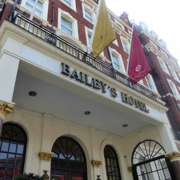 The Bailey's Hotel London - Victorian Townhouse MenStyleFashion (6)