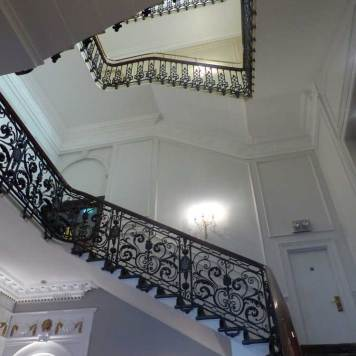 The Bailey's Hotel London - Victorian Townhouse MenStyleFashion Decor (2)