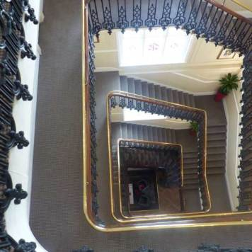 The Bailey's Hotel London - Victorian Townhouse MenStyleFashion Decor (6)