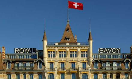 Royal Savoy Lausanne – Restored Grand Swiss Dame