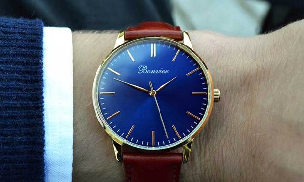 Classic Collection – Minimalist Watches by Bonvier