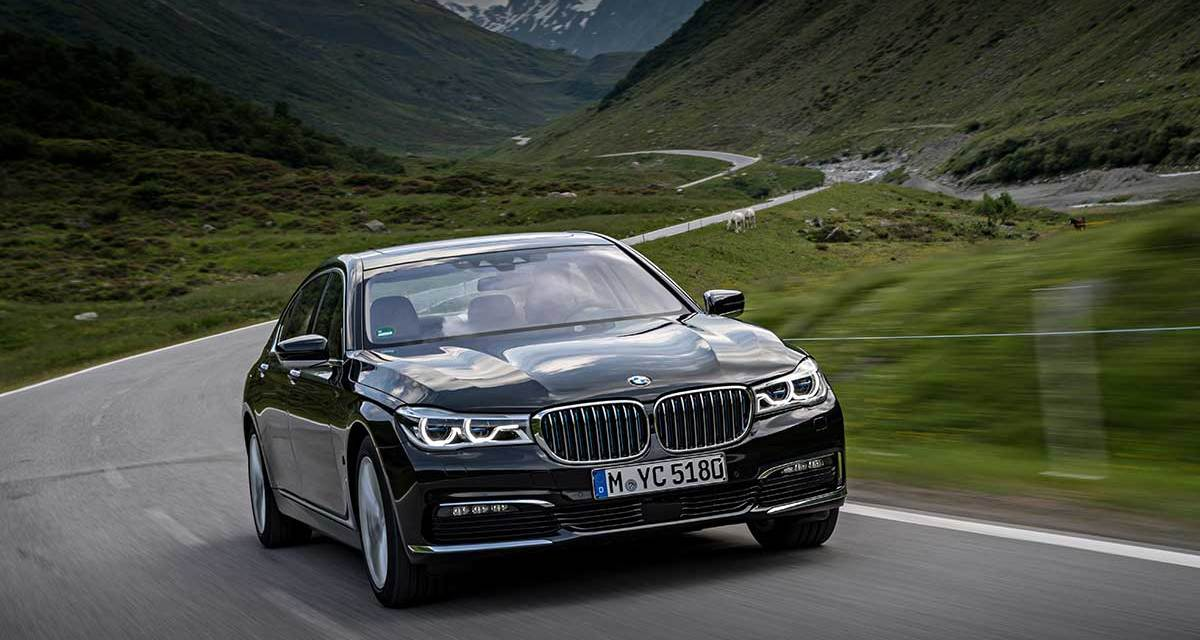 The new BMW 740e and 740Le xDrive v – Hybrid Style Limousine